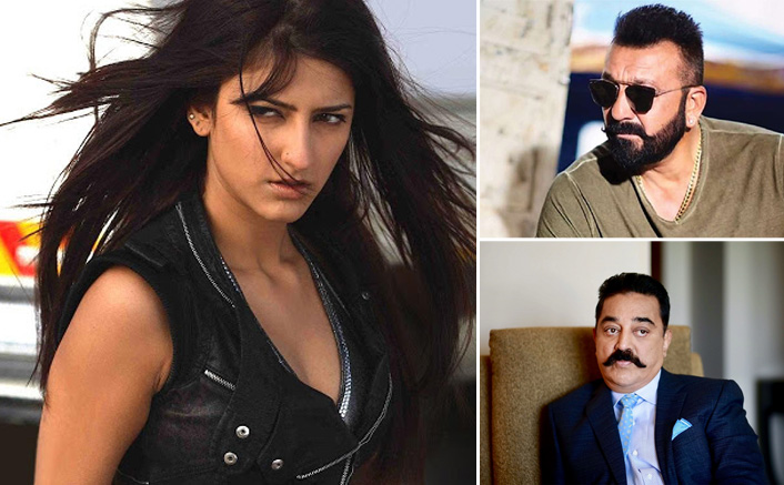 Shruti Haasan's Terrible Experience While Shooting For 'Luck' Alongside Sanjay Dutt; Even Dad Kamal Haasan's Reaction Shocked Her!