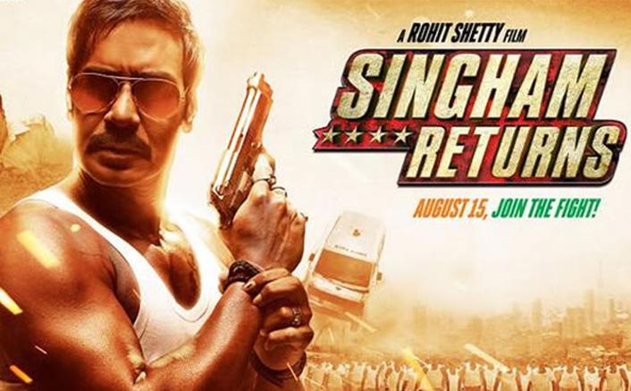Singham Returns Box Office: Here's The Daily Breakdown Of Ajay Devgn's 2014 Cop Drama