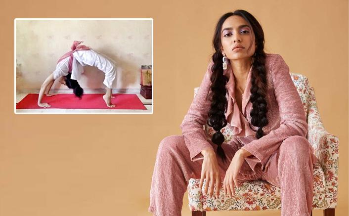 Sobhita Dhulipala Is Taking Baby Steps As She Does Yoga Amid Lockdown