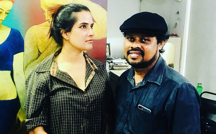 Sona Mohapatra Collaborates With Painter Asit Kumar Patnaik To Bring Out A Unique Single 'Nit Khair Manga'