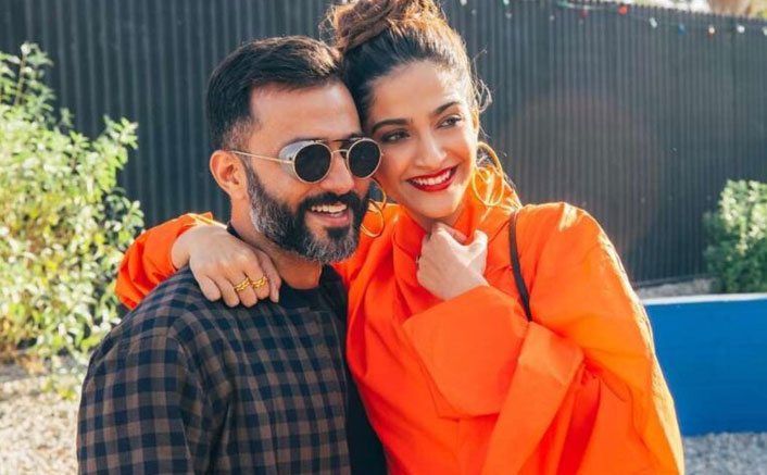 Sonam Kapoor Ahuja Writes A Lovely Anniversary Note For Hubby Anand Ahuja; Mom Sunita's Comment Is Unmissable