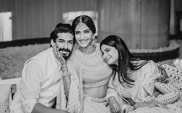 Sonam Kapoor Misses Her 'Brat' Siblings Rhea & Harshvardhan Kapoor; Shares A Cute Pic With Them