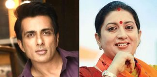 "Sonu Sood Receives Applause From Ministry Of Textiles Smriti Irani: ""Kindness You Have Displayed Makes Me Prouder"""