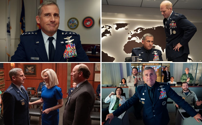 "Space Force Review (Netflix): Steve Carell Once Said, ""Sometimes I'll Start A Sentence & I Don't Even Know Where It's Going"""