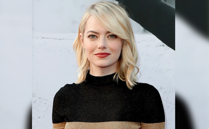 Spend more time writing instead of fretting, Emma Stone advises people
