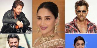 SRK, Alia, Anil Kapoor, Hrithik love 'madly talented' Madhuri Dixit's debut single