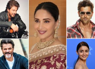 SRK, Alia, Anil Kapoor, Hrithik love 'madly talented' Madhuri Dixit's debut single