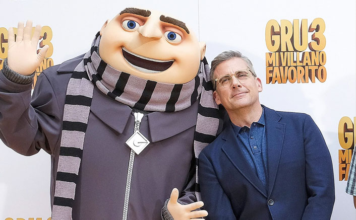 Steve Carell Brings Back Despicable Me Character Gru; Here's HOW