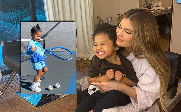 Stormi Webster Playing Tennis At Billionaire-Mom Kylie Jenner's 276 Crores Worth Mansion Is The Childhood We Wish We Had!