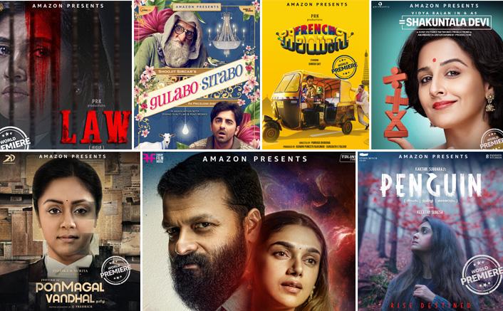 Shakuntala Devi, Penguin & 5 MORE Releases - Amazon Prime Video To Go Bigger & Better Amid Lockdown