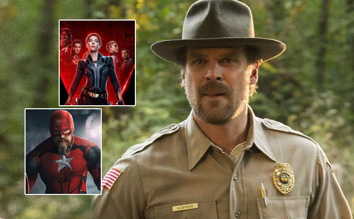 Stranger Things 4: Is David Harbour AKA Jim Hopper's Russian Connection Connected To Scarlett Johansson's Black Widow?
