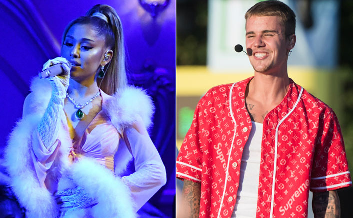 Ariana Grande & Justin Bieber In Feud Over Their Upcoming Song 'Stuck With U'