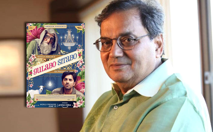 Subhash Ghai Has THIS Feasible Solution For EVERYONE Panicking After The News Of Gulabo Sitabo's Straight-To-OTT Release