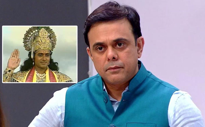 """Sumeet Raghvan AKA Sudama On Mahabharat: """"Did Not Realise I Was Going To Be A Part Of History"""""""