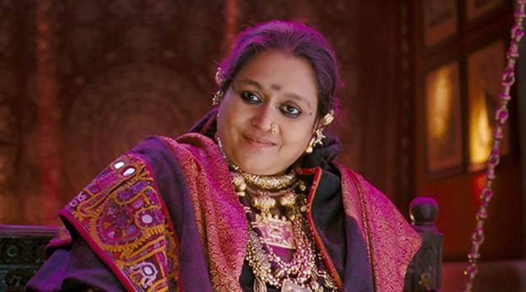 Supriya Pathak In Ram Leela