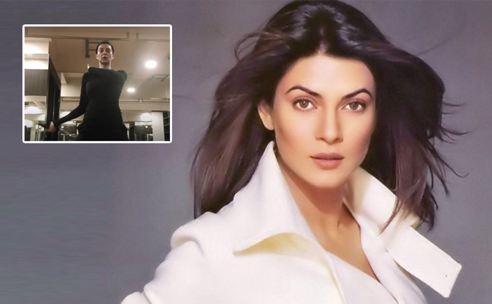 Sushmita Sen Suggests Meditating With Nunchaku To Overcome Addison's Disease & It's A MUST Read!