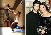 Sushmita to beau Roman Shawl: I love you my tough guy