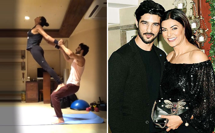 Sushmita Sen Spills Out The Secret To Her Stable Relationship With Beau Rohman Shawl