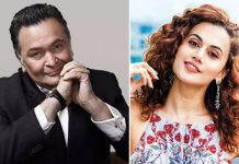 "Taapsee Pannu Opens Up About Late Rishi Kapoor: ""His Compliments Sounded Like He's Scolding You""."