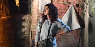 Taapsee's new pic says she's 'waiting for lockdown to get over'