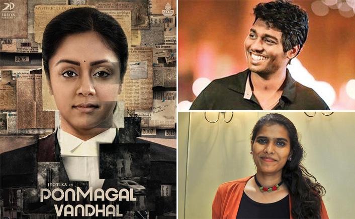 Ponmagal Vandhal: Jyotika Starrer Gets A Thumbs Up From Atlee Kumar, Halitha Shameen & Others