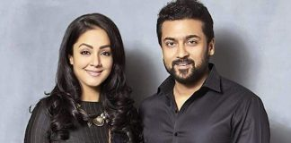 Tamil superstars Suriya and Jyotika attend their first ever virtual fan meet for Ponmagal Vandhal