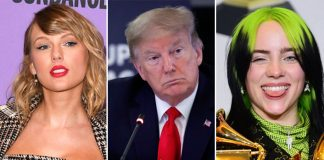 Taylor Swift& Billie Eilish Last Out At Donald Trump Over His Response To Minnesota Protests