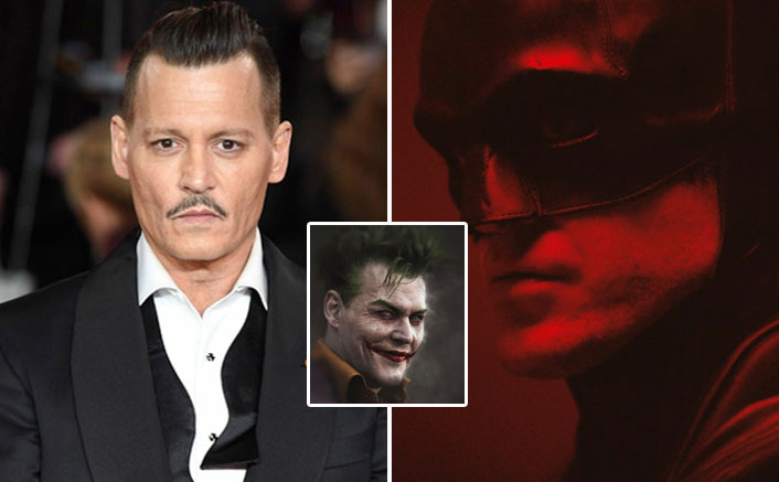The Batman: Check Out How Johnny Depp Would Look As Joker In The Robert Pattinson Starrer!