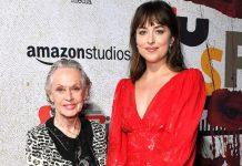 "Dakota Johnson On Her 90-Year-Old Granda Tippi Hedren: ""She Lives With 13 Or 14 Lions, Tigers"""