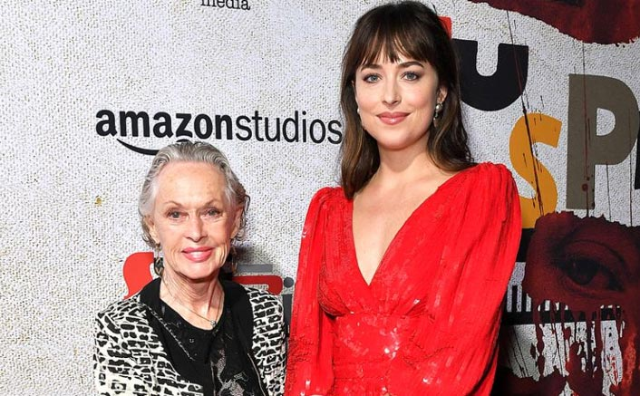 "Dakota Johnson On Her 90-Year-Old Granda Tippi Hedren: ""She Lives With 13 Or 14 Lions, Tigers"""
