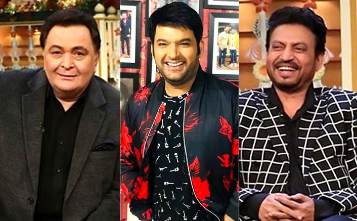 The Kapil Sharma Show's Special Tribute To Late Rishi Kapoor & Irrfan Khan!