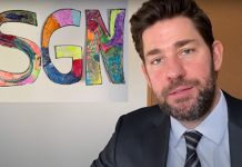The Office Actor John Krasinski Responds To Backlash Received For Selling 'Some Good News' To CBS