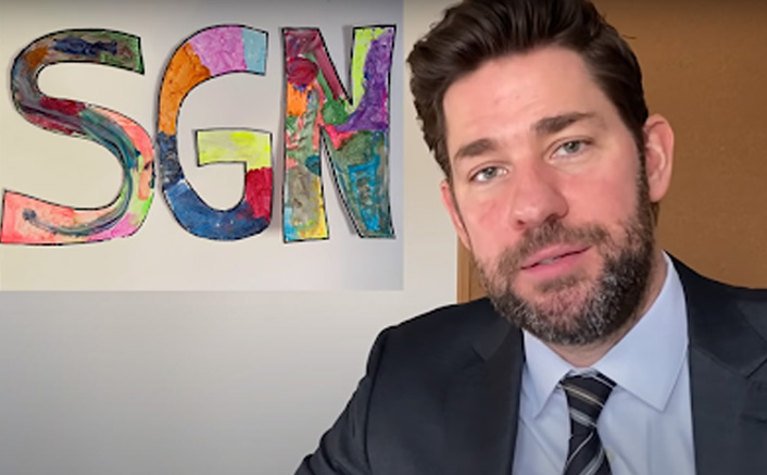 The Office Actor John Krasinski Responds To Backlash Received For Selling 'Some Good News' To ViacomCBS