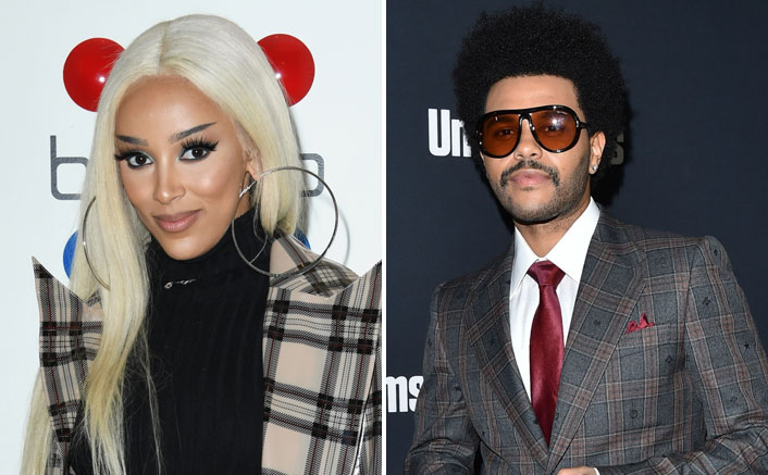 The Weeknd & Doja Cat Collaborate For 'In Your Eyes' Remix & Fans Are Loving It