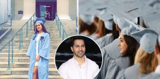 Throwback Tuesday: Sara Ali Khan's graduation day flashback