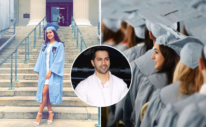 Sara Ali Khan Shares BEAUTIFUL Graduation Day Flashback Pictures & We All Agree With Varun Dhawan's Comment On It