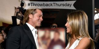 #ThrowbackThursday: Brad Pitt & Jennifer Aniston's THIS Rare Photo Might Be Of Their First 'Dinner & Movie' Indoor Date