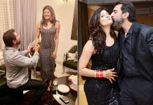 #ThrowbackThursday: When Nawab Shah Proposed Pooja Batra In Front His Family Members!