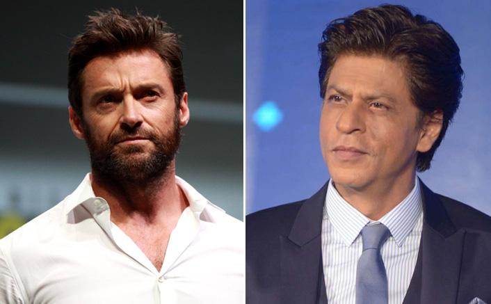 #ThrowbackThursday: When Hugh Jackman Addressed Shah Rukh Khan As 'God', WATCH