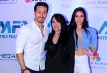 Tiger Shroff's Mother Acted In THIS One Film & Sis Krishna Shroff's Reaction To It Is Adorable!