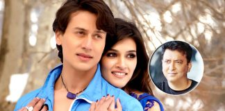 Tiger Shroff and Kriti Sanon celebrate 6 years of Sajid Nadiadwala's hit entertainer Heropanti