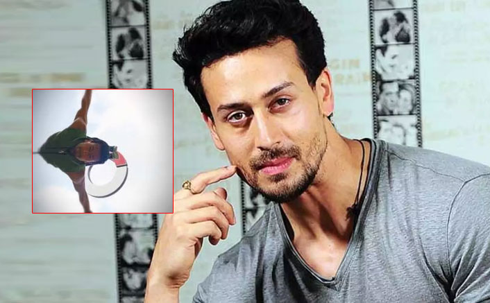 WHAT! Action King Tiger Shroff Has A Phobia Of Heights