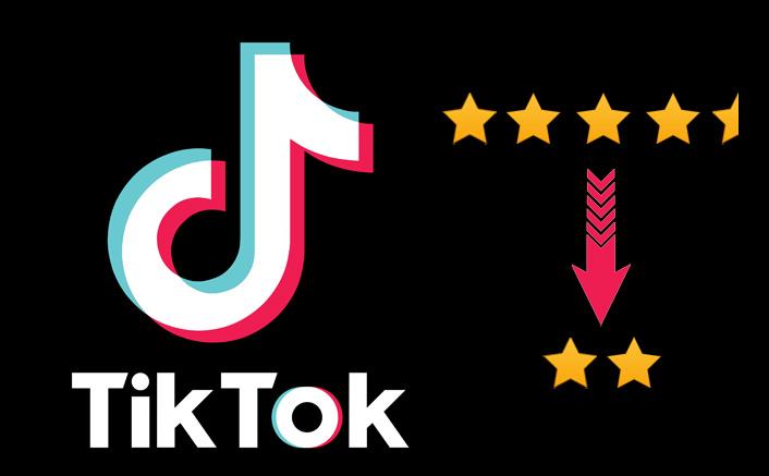 TikTok Ratings Fall Down From 4.5 To 2.0, Netizens Trend #BanTikTokInIndia