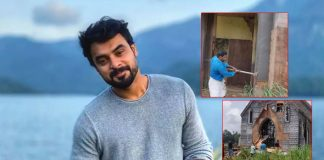 Tovino Thomas Slams 'Religious Fanatics' After Church On Sets Of Minnal Murali Vandalized