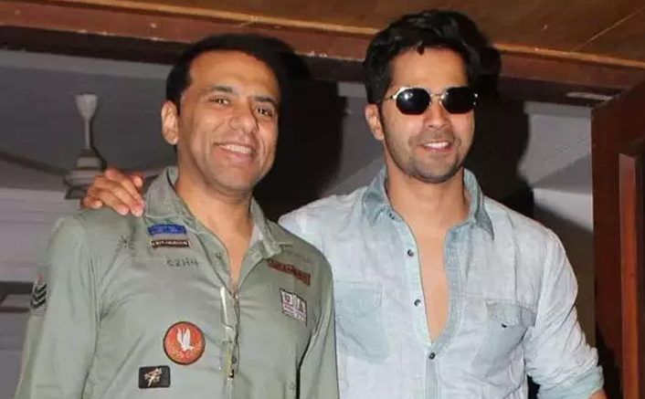 Varun Dhawan Wishes Birthday Boy Farhad Samji & It Has Coolie No. 1 Connection To It!