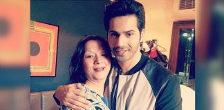 Varun Dhawan's 'masi' no more, actor expresses grief