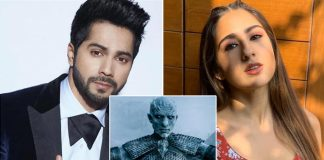 Varun has a White Walker 'awakening'
