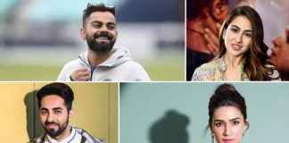 Virat Kohli Joins Hands With Ayushmann Khurrana, Kriti Sanon & Sara Ali Khan For The Mat Kar Forward Initiative