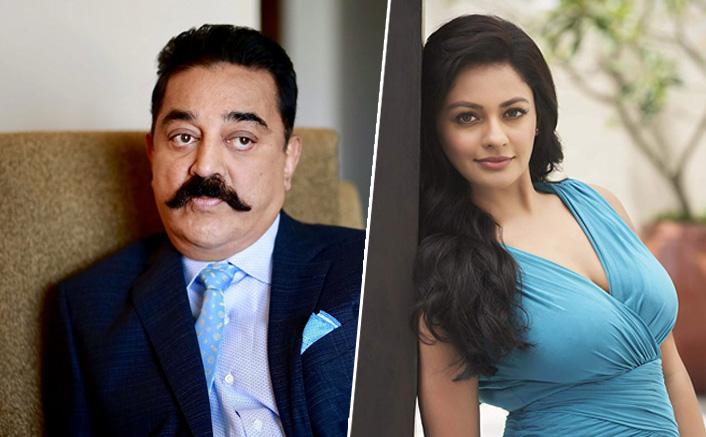 Vishwaroopam 2 Actor Pooja Kumar Opens Up On Her Relationship with Kamal Haasan