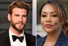 Vivica A.Fox Heaps Praises On Her Arkansas Co-star Liam Hemsworth: